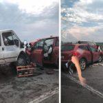 Un copil de 4 ani a decedat și 7 răniți în urma unui accident produs în apropiere de Hâncești