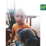 Un băiețel de 3 ani găsit la Hâncești ! Se caută părinții