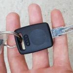 S-a pierdut o cheie la mașină de model Audi ! Ofer recompensă