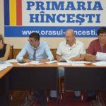 Astăzi a avut loc ședința consiliului municipal Hâncești