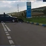 Video!! Accident pe traseul  Bozieni-Hânceşti
