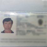 S-a găsit pașaport pe numele Rotaru Vera