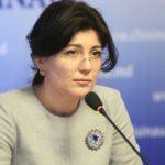 Silvia Radu originară din Hâncești a depus jurământul pentru funcția de ministrul al Sănătăţii şi Protecţiei Sociale