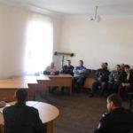 Poliția în interacțiune cu comunitatea