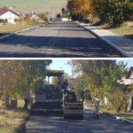 Se finalizează lucrările pe strada A.Lăpușneanu din Hâncești