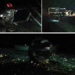 Accident pe traseul Hâncești-Logănești ! sunt persoane grav rănite