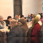 Video! Masă de binefacere pentru oamenii în etate de Hramul mun. Hâncești