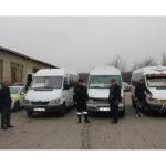 """Inspectoratul de Poliţie Hânceşti a desfăşurat operaţiunea specială """"AUTOBUZ"""""""