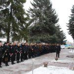 """Ședința solemnă dedicată """"Zilei Poliției Naționale""""."""