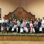 Primarul mun. Hîncești a premiat cei mai buni elevi din instituțiile de învățământ