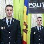 Un polițist din Hâncești a devenit erou după ce a salvat o bătrână de 71 de ani