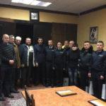 Alexandru Botnari a felicitat colaboratorii Poliției cu ocazia Zilei Profesionale