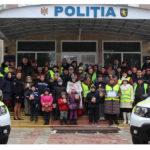 Ziua Uşilor deschise la Inspectoratul de Poliţie Hînceşti
