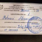 Oficial! Alexandru Botnari candidează în Alegerile Parlamentare 2019