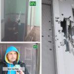 Video! Acțiuni de intimidare a unui locuitor din Hîncești prin efectuarea unei împușcături