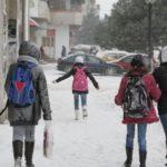 Meteorologii prognozează ninsori în următoarele zile