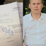 Sergiu Ioniță vrea să candideze la alegerile Parlamentare pe circumscripția uninominală nr. 38