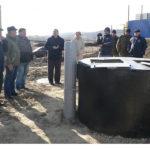 Cea de-a cincea staţie de pompare a apelor reziduale – dată în exploatare