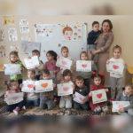 Ziua îndrăgostiților – ,,Valentine's Day,, sărbătorită în municipiul Hîncești pînă la cel mai mic cetățean!