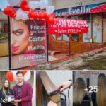 De Ziua Îndrăgostiților salonul Evelin din Hîncești și-a deschis larg ușile pentru toți doritorii.
