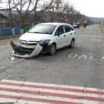 Două unități de transport au produs un accident în comuna Sărata Galbenă