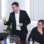 Petrocub debutează în noul sezon contra formației Zimbru pe 16 Martie