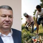 Primarul interimar Ion Ciubuc  intervine cu rugămintea către toți locuitorii
