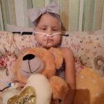 O fetiță din satul Lăpușna suferă de o boală cruntă. Haideți să-i oferim micuței o șansă la viață!