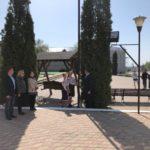 Administrația primăriei Hîncești a arborat Drapelul de Stat