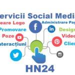 Servicii Social Media HN24