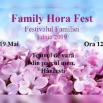 Invitație la Festivalul Familiei organizat la Hîncești