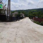 """Strada George Enescu din regiunea """"Floarea"""" a fost betonată"""