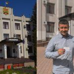 """Solomon Vitalie-candidat la funcția de primar al or. Hîncești din partea Partidului Politic """"Șor"""""""