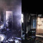Incendiu în localitatea Pogănești din raionul Hîncești
