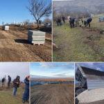 Locuitorii din satul Cioara îndemnați să contribuie la amenajarea cimitirului din localitate