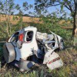 Accident în apropiere de Mingir ! pasagera de 27 de ani a decedat pe loc