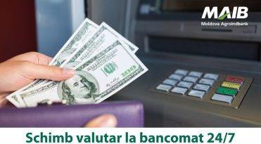 Stai la rând? Fii liber şi schimbă euro sau dolari la bancomat