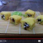 Gust din Hîncești ! Mămăliga Roll  Sushi Moldovenești