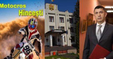 Primarul de Hîncești înervat foc pe amatorii de Motocross din Hîncești