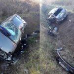 Un șofer a ajuns în stare gravă la spital după accident pe traseul Hîncești-Rusca