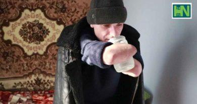 Video ! Cum trăiește un bărbat fără mâini din raionul Hîncești