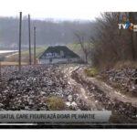 Sat din Moldova pustiu fără nici un locuitor și doar cu o singură casă
