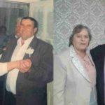 Felicitări cuplului Zinaida și Andrei Marian cu 50 ani de căsnicie