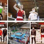 Rezultate remarcabile pentru boxerii lotului național de seniori