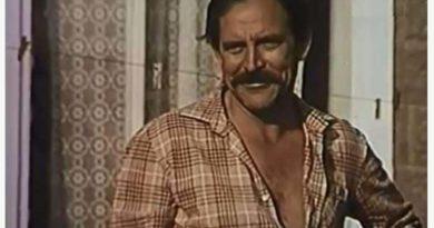 S-a stins din viață actorul Boris Bechet
