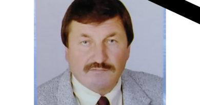 S-a stins din viată Boris Pelivan profesor de educație fizică