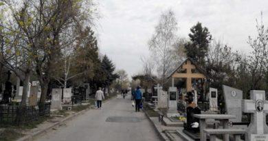 Acces liber în cimitirele din Chişinău, cu respectarea măsurilor