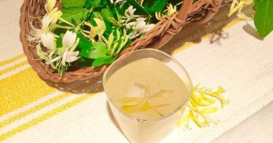 Efectele benefice  ale ceaiului  de caprifoi sau mâna Maicii Domnului.