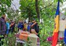 Polițiștii IP Hîncești  au comemorat memoria polițistului Vasile Cebotari,