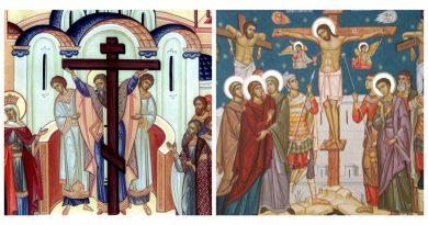 Creștinii sărbătoresc azi Înălțarea Sfintei Cruci
